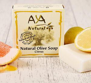 Natural Olive Soap - Citrus