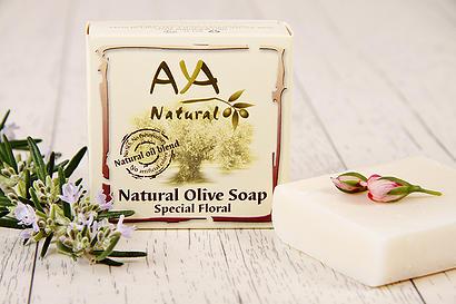 Natural Shampoo Bar - Special Floral