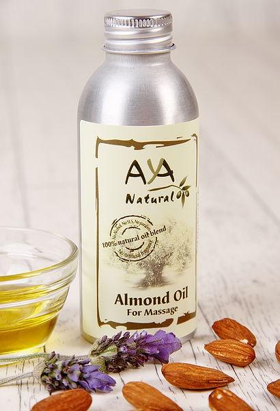Sweet Almond Massage Oil Blend